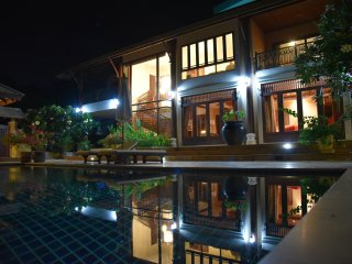 Villa Pawanthorn, 600M2 with private pool, Chaweng