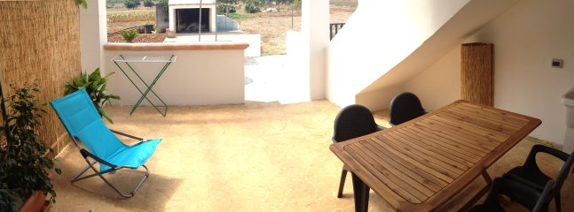 Salento 2: Release courtyard