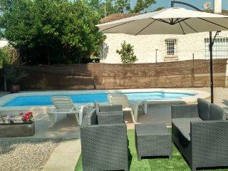 Casa con piscina A17, Roses