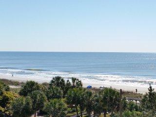 Great Ocean View 1 BR Condo in Blue Water Resort, Myrtle Beach