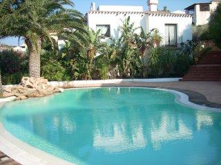 Porto Cervo, elegante trilocale con piscina