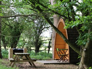 West Stow Pods: A Woodland Experience