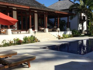 Exotic Beachfront Villa With Pool SUP, Fish, Kayak
