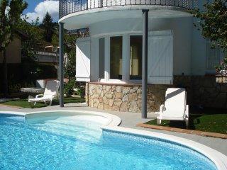 Villa Teresa: casa cerca CostaBRAVA, en Montseny, Arbucias