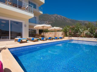 Spacious 3 Bed Apartment, Large Private Pool