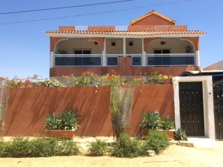 Rental villa in a quiet location in Saly, Mbour