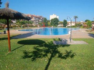 Gran apartamento con piscina,tennis y paddle, Platja d'Aro