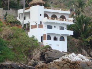 Casa Tonielle at Mar y Sol Villas ... the absolute, Yelapa