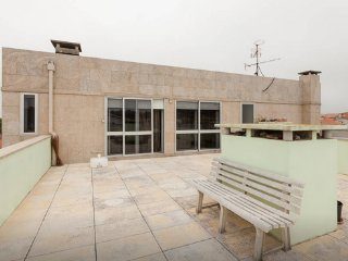 NEW Flat w/ Terrace 250m from beach