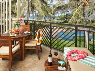 Villa 309 Third Level 3 Bed Ocean and Pool Views, Kahuku