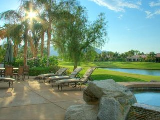 Majestic Home W/Lake/Mountain/Fairway Views, La Quinta
