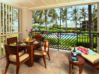 Villa 208 Second Level 3 Bed Ocean and Pool Views, Kahuku