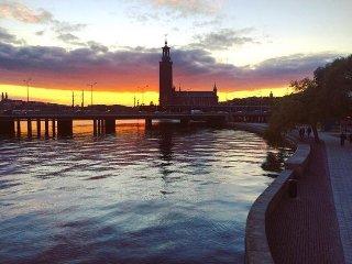 Mysig etta på Gärdet, Stockholm