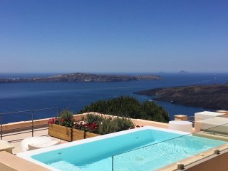 Archipel Mansion,Great Views,Privacy ,elegance 6!, Fira