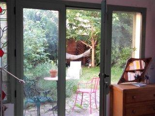 chambre douillette et café jardin, Le Pre Saint Gervais