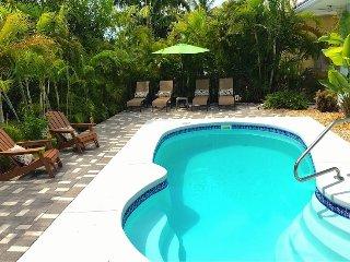 Pool Area - Alternate View