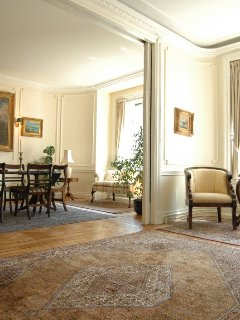 Adjoined Dining Room
