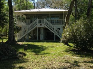 Luxury Suwannee River Vacation Home