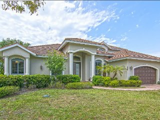 Elegant 5 Bedroom Home with Two King Master Suites, Marco Island