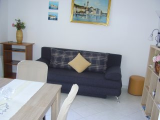 villa  stella one bedroom apartment 2+2 child, Trogir