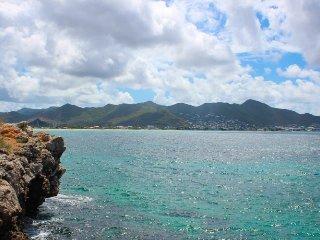 La Casita at Beacon Hill, Saint Maarten - Sunset View