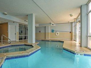 1BR West Gulf Shores Condo w/Ocean Views & Pool!