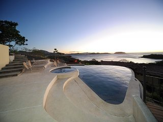 These luxury hillside villas 3Bed/3Bath  panoramic view of Potrero Bay