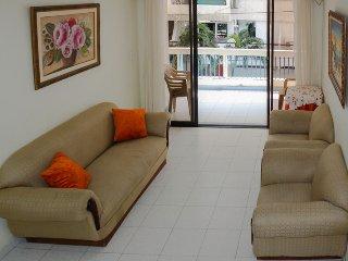 Apartamento frente y  vista al Mar 206KA