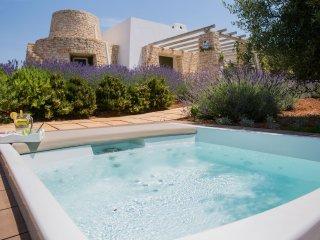 "ROMANTICA Villa Design ""PIETRA BIANCA"" a Pescoluse"