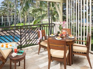 Villa 213 Second Floor 3 Bed Ocean and Pool Views, Kahuku