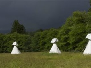 Temple Tipi - Glamping