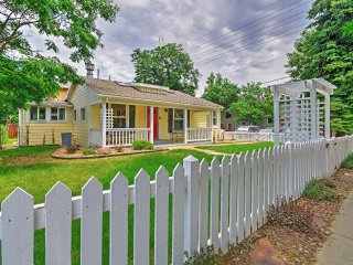 Eclectic 3BR Boulder Home in Heart of Downtown!