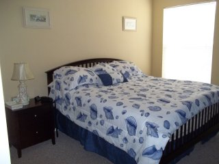 Deep Sea Blue Four Bedrooms at Legacy Dunes Resort, Kissimmee