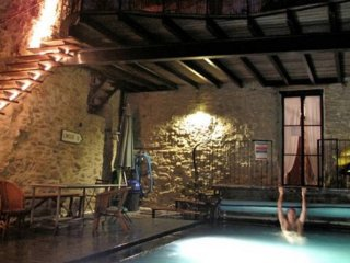 Old Converted Village Inn with Swimming Pool
