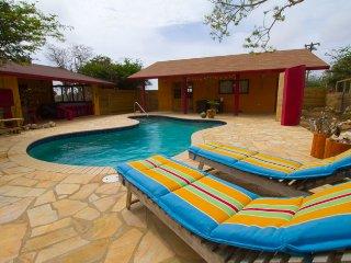 Bon Bini! Beautiful Aruban House with Private Pool, Paradera