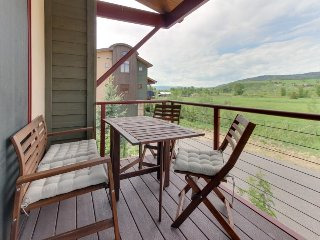 New townhome for the whole family close to skiing and the river