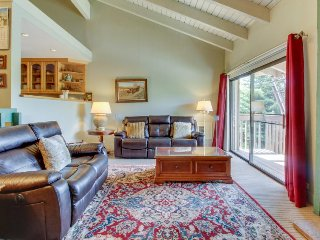 Spacious, rustic condo near Baldy & Dollar Mountain - bike paths nearby!, Sun Valley
