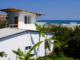 El Mirador: Ocean View with a Pool & Kitchenette, Ayampe