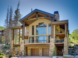 Best ski-in, ski-out luxury house in Solitude with hot tub, pool access, etc.
