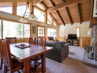 Spacious, newly renovated home w/ lake access and year-round recreation!, Truckee