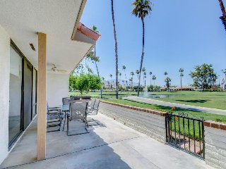 Golf courses, pools, hot tubs, & tennis courts abound near this stunning home, Rancho Mirage