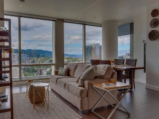 Modern, dog-friendly retreat in the heart of downtown Portland!