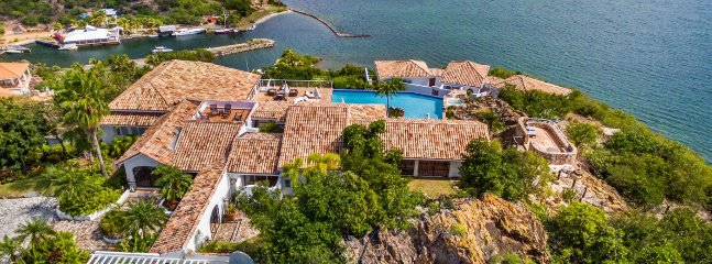Villa Le Rocher 3 Bedroom (Within One Of The Exclusive Gated Communities Of