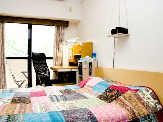 Best apartment you can find!++ FREE POCKET WIFI, Shinjuku