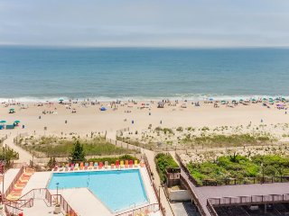 Bright Ocean City, waterfront retreat w/ shared pool & beach access!