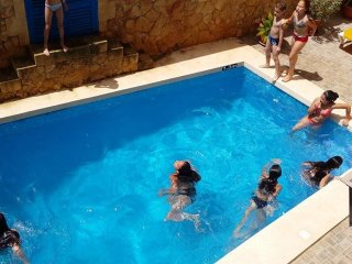 Gozo Accommodation with private pool  -  5 to 6 pa, Xaghra