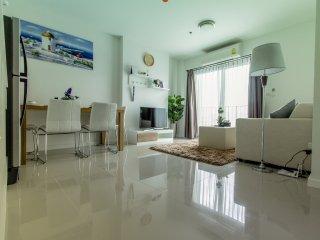 Sea View 25th Floor 2 Bedroom 2 Bath Condo, Hua Hin