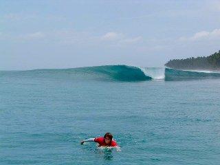 Telo Surf Losmen, Nias Island