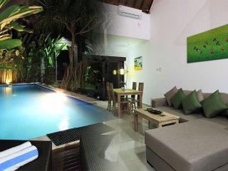 Legian Beachside Luxury - Villa Cempaka Bali