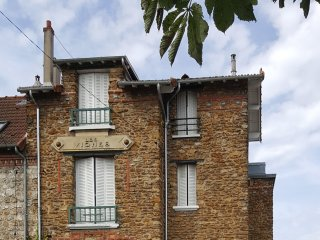 Appartement 2 chambres en pavillon, Carrieres-sur-Seine